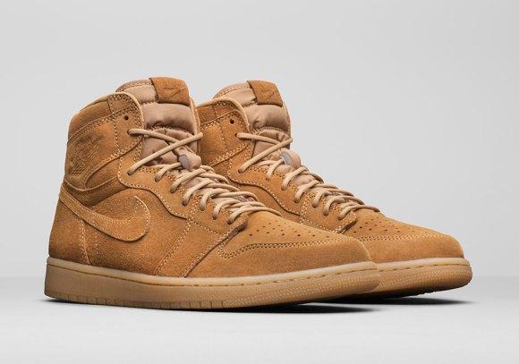 Air Jordan 1 High Wheat
