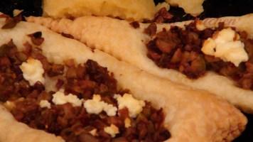 Hot Kitchen - Tapenade Triangles Recipe Demonstration
