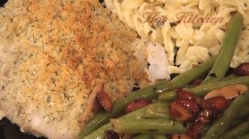 Hot Kitchen Butter Crumb Cod Recipe Demonstration