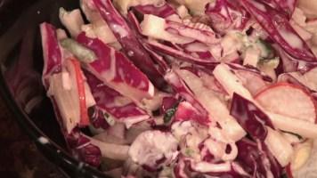 Hot Kitchen Artisan Admirals Platter, Jicama Slaw Recipe Demonstration
