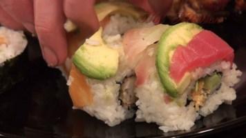 Hot Kitchen Sushi Recipe Demonstration