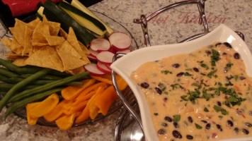 Hot Kitchen Southwest Chili con Queso Recipe Demonstration