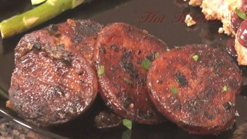 Hot Kitchen Balsamic Red Potatoes in White Wine Recipe Demonstration