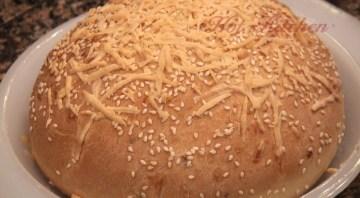Hot Kitchen Garlic Dinner Bread Recipe Demonstration