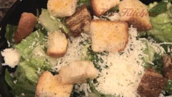 Hot Kitchen Cesar Salad, Raw Egg Cesar, Ceaser Salad, Authentic, Classic Recipe Demonstration