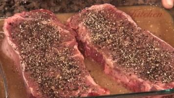 Hot Kitchen - Whiskey and Cola Steak Recipe Demonstration