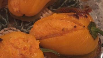 turkey schnitzle Baby peppersmarked