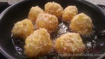 Vegetarian Meatballs4