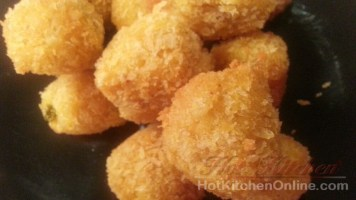 Vegetarian Meatballs11