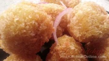 Vegetarian Meatballs14