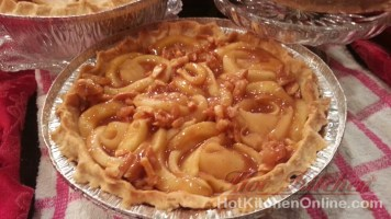 Apple Rosette Pie Recipe12