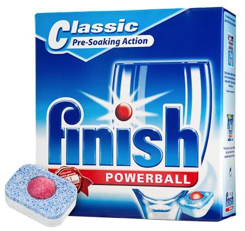 L'ingrediente segreto del detersivo lavapiatti Finish