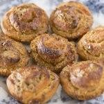 Caramel Pinwheels and…The Aramoana