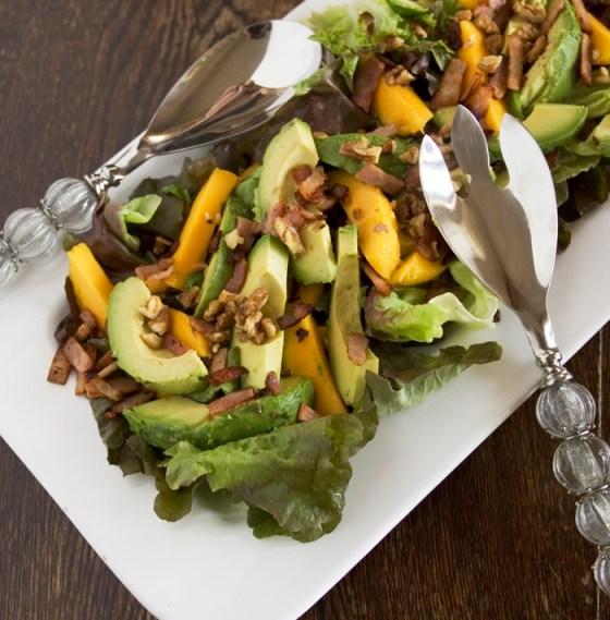 A perfect summer's salad