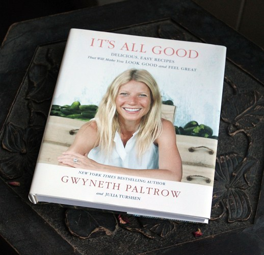 Gweneth Paltrow's Cookbook