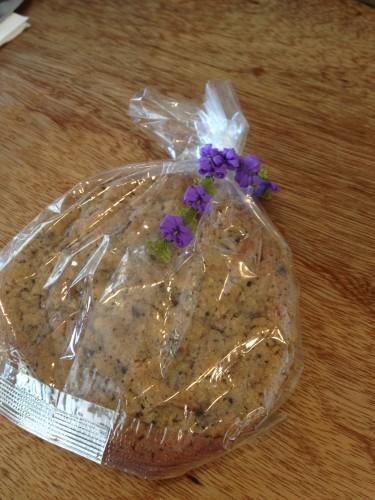 Lorraine's mamufuku compost cookies - a taste of surprises