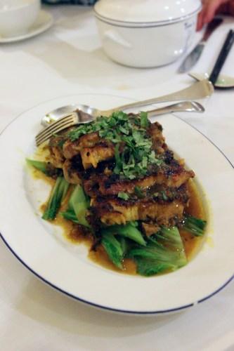 Twice-Cooked Pork Ribs $29.00
