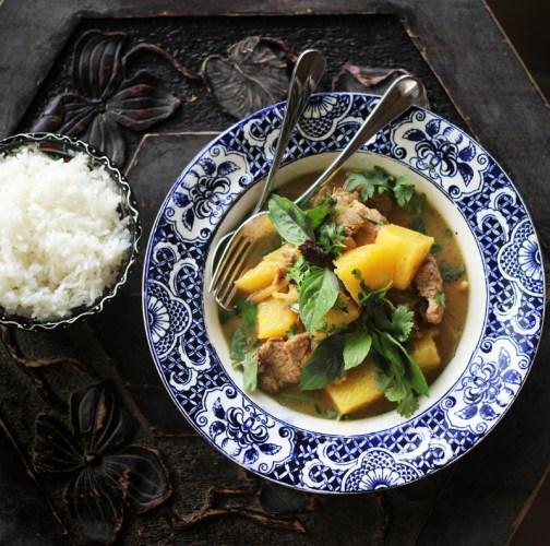 Serve with jasmine rice