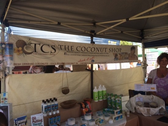 So many products come from coconut!