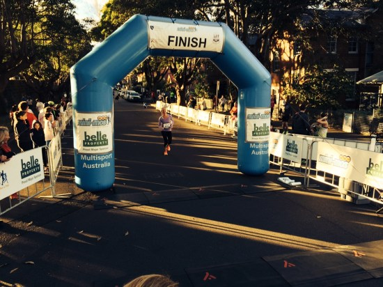 Limping to the finish line
