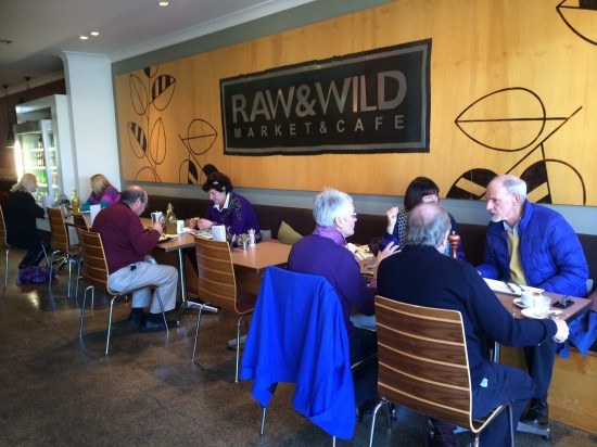 Raw and Wild Cafe