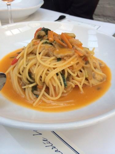 Spaghetti dell' Ortolano