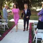 A Springtime Wedding