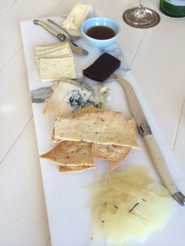 Choice of 3 cheeses:  $26.00