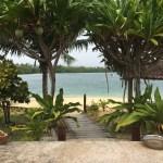 Oyster Island, Santo, Vanuatu