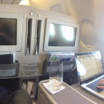 Garuda Airlines, The Business Class Experience