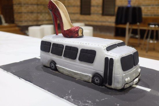 Chockie cake