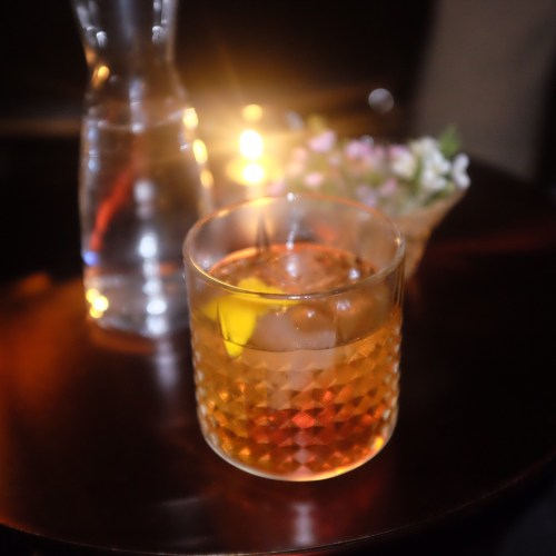 An Old Fashioned