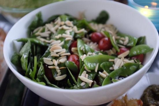 Greend salad