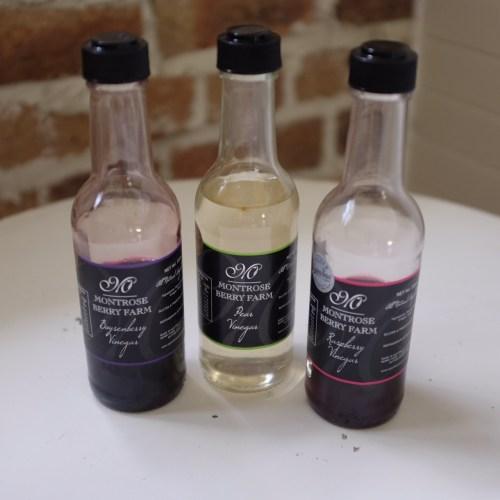 Berry Vinegars