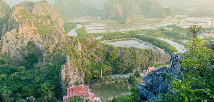 Let's Go, Sam Roi Yot National Park