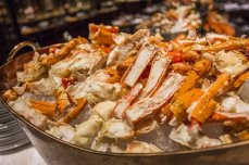 Goji Kitchen + Bar buffet line_Seafood station 6