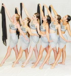 Turn To Stone Semi-Custom Dance Costume for Groups