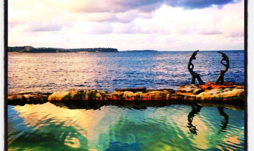 Madly in Love with Manly –  Cultural Acceptance, Shelly Beach, and My First Australian Kiss