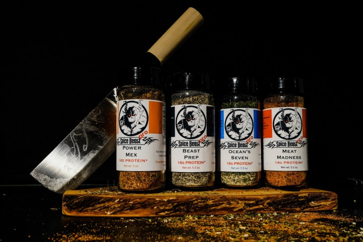 spice beast spices