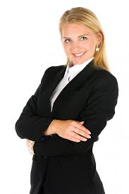 business attire working clothes girl