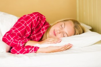mom habit of sleeping in