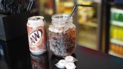a and w rootbeer american root beer soda