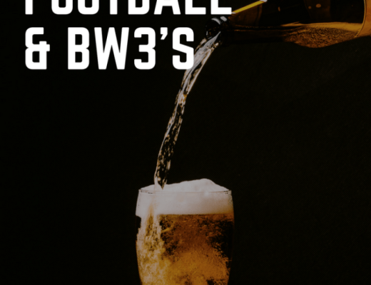 I hate football & bw3's