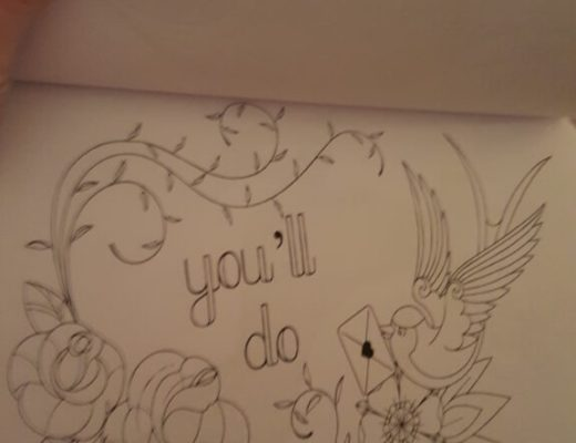 You'll Do Coloring Book