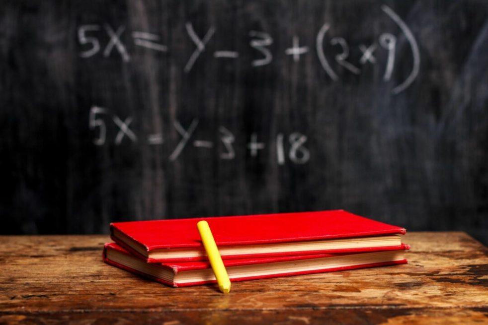 teachers and math