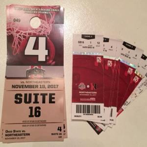 suite tickets