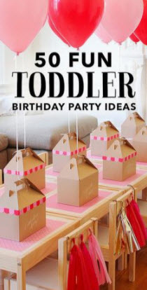 Toddler Birthday