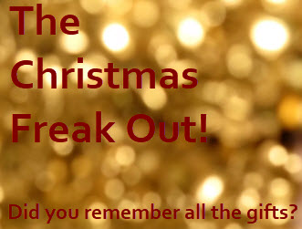 Christmas Freak Out
