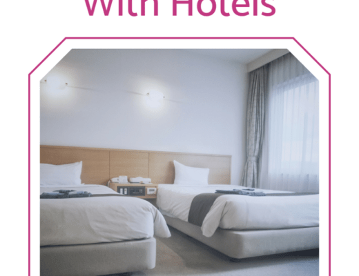 Picky with hotels
