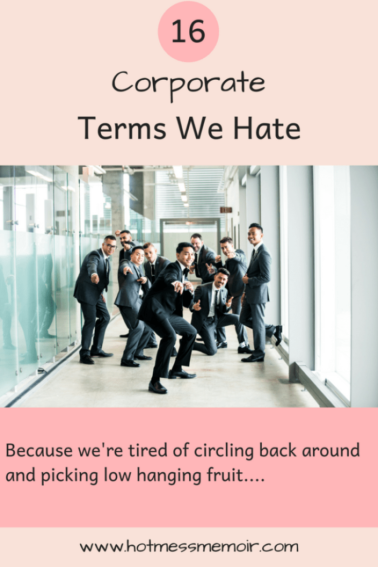 Corporate Terms
